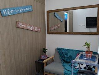 Very Cozy 1 Bedroom Unit with Balcony