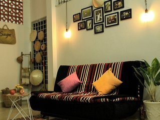 Cozy 1BR Apartment In City Centre, Pham Ngu Lao Street