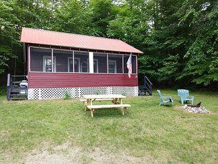#2 Hillside * Birchwood Cottages at Loon Lake. Family Friendly Waterfront