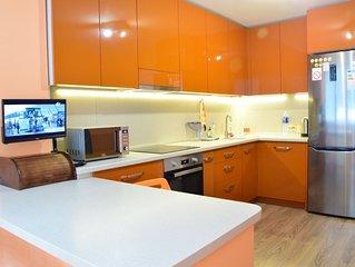 Apartment Visagina is located in Visaginas Lithuania