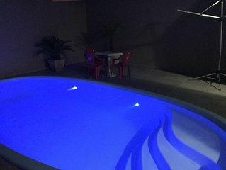 Casa com piscina / casa con pileta/ house with pool