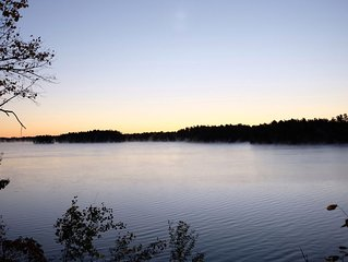 The Perfect Getaway - Owl Point at Pike Lake