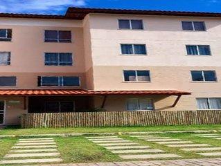 Apartamento na praia dos milionarios, Ilheus - BA