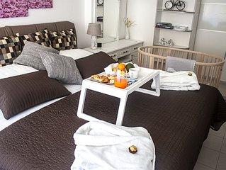 Arka Zagreb Luxury Apartment - breakfast - limousine - child care - free Netflix