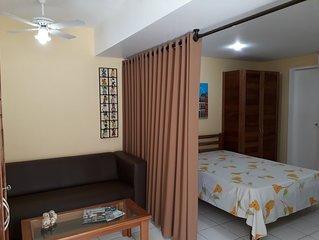 No CARNAVAL, fique perto do Centro e de Olinda - ideal para até 4 pessoas!