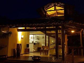 Casa Charmosa Ilhabela com vista cinematográfica