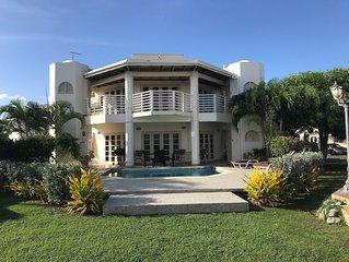 Plantation Villa Cluster, Ocean View, Pool & Deck|