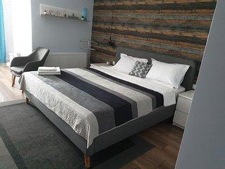 Aparthotel Danube-  apartament situat central