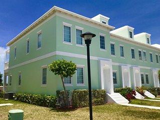 A '30 steps to the beach' luxury villa on Nassau