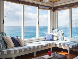 Whale Cove Cottage - Watch the ocean from your bed