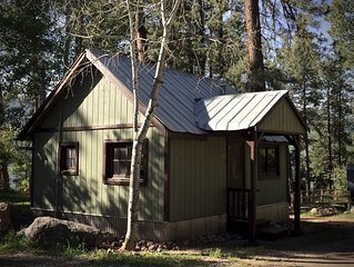 Birch/Lake/Mountain Views/Lake Access/Sleeps 4/Cabin/Weekly/Monthly Discount