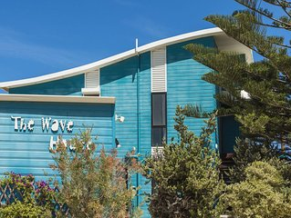 This is an absolute beach front property with the best views in Lancelin