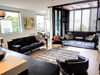 Luxurious apartment near CBD and Harbor, 3Lamps Ponsonby.