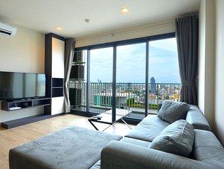 City Centre 2 Bedroom Condo 30th Floor