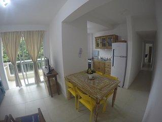 Lindo e aconchegante apartamento na maravilhosa praia de Palmas!