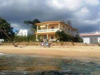 Rincon, Barrero Beach House in Puerto Rico
