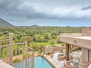 Upscale Scottsdale Home w/ Inifnity Pool&Mtn Views