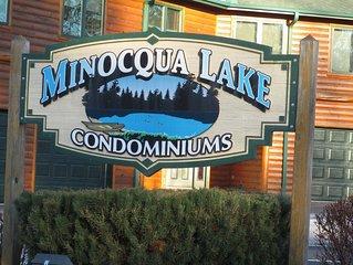 Minocqua Lake Condo A3