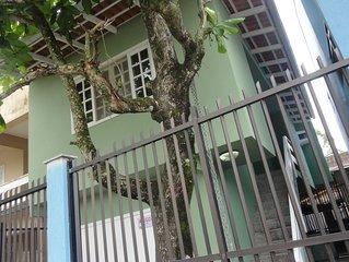 Casa na Praia Alegre em Penha - SC