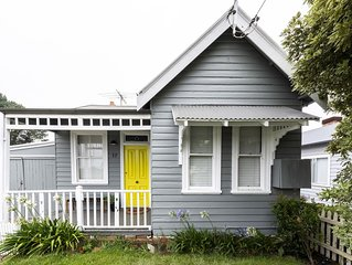 Zuma Cottage- beautifully renovated weatherboard cottage