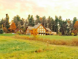 Spectacular All Seasons Retreat with Amazing Views