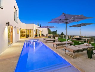 The Perfect Beverly Hills Private View Estate