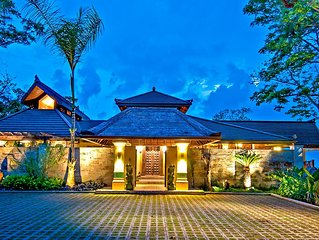 Four Bedroom Balinese Luxury Villa