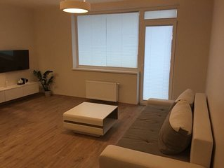 Simple apartment close to city centre