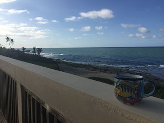 Spacious Beachfront Family Vacation Home