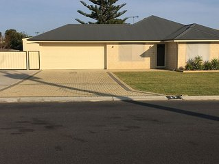 Home * Jurien Bay - comfortable, clean and central
