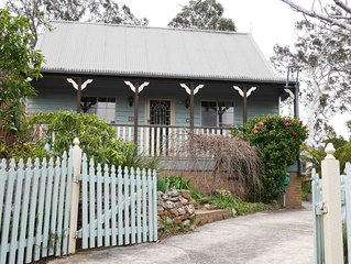 The Bird House - a family-friendly cottage in Katoomba