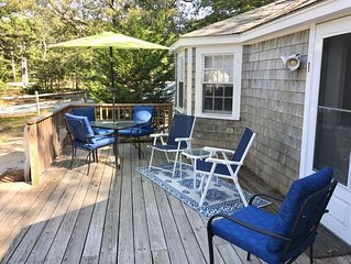 Newly-Renovated, Adorable 2BD Cottage--A/C, Close to Bike Path & Marconi Beach