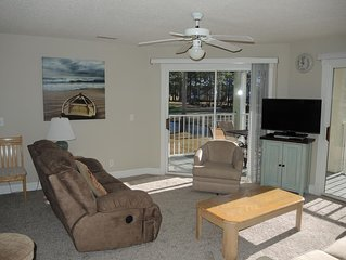 Cozy villa great for Golfers and Families!  Great View of Magnolia #8 (204)