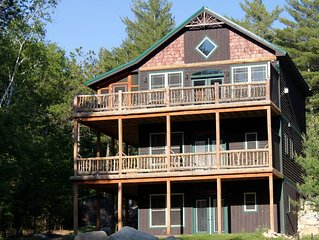 Awesome Adirondack Home with Amazing Views