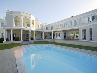 A large four bedroom home focused on entertainment. Situated in a leafy suburb