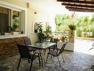 'Petros Garden House'  Sunny and Comfortable  2 Bedroom House with  Big Garden g