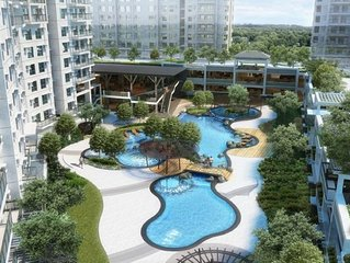 Lifestyle Studio Suite For 3 Max ~ By Tagaytay Rotunda Across Ayala Mall