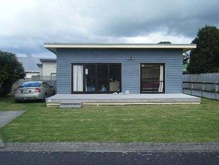 Waihi Beach House - North End