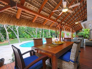 Peaceful Home with private Pool in Tortuga Bay, within the PC Resort