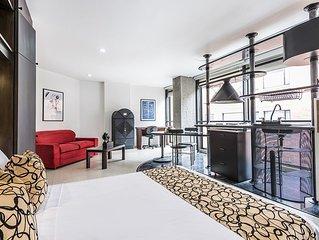 Moderna Suite de 50 M2 en Suites Gold