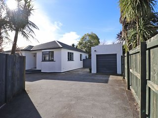 Bungalow on Grey St Hamilton NZ