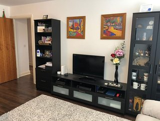 Beautiful 3 Bed 2 Bath City Centre Apartment in the Heart of Dublin