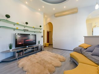 ♛Amazing♛ & modern 2 bedroom apartment with Jacuzzi♛