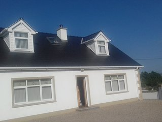 Teach Nellie is in Loughanure, County Donegal,