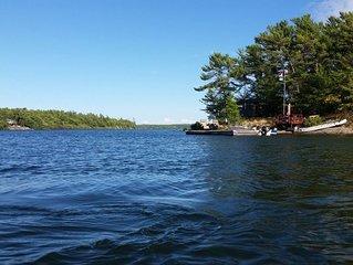 Private Island Pointe Au Baril