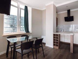 Arcadia Comfort Apartment