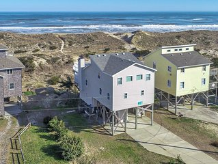 Oettinger - Upgraded 4 Bedroom Oceanfront Home in Avon