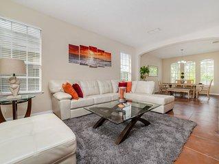 3000 Ft Luxury House 4B 3B near MCO USTA Disney Parks