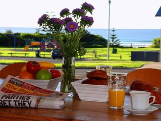 Kiama Aspect on Jones Beach 100 metres away and pet friendly (Dogs only)