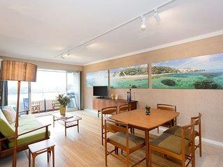 Riverside Arthouse - 3 bedroom apartment